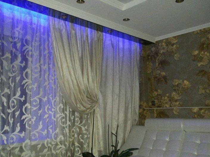 Ремонт зала под ключ в Балаково - dana-stroy