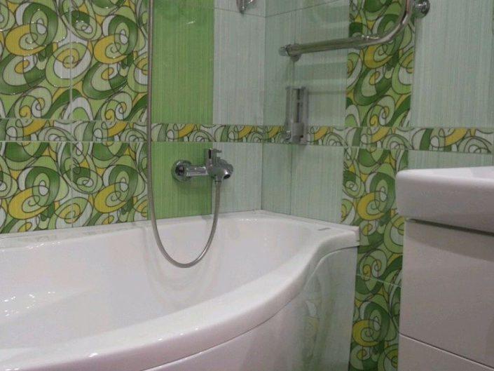 Ремонт ванной комнаты в Балаково - dana-stroy