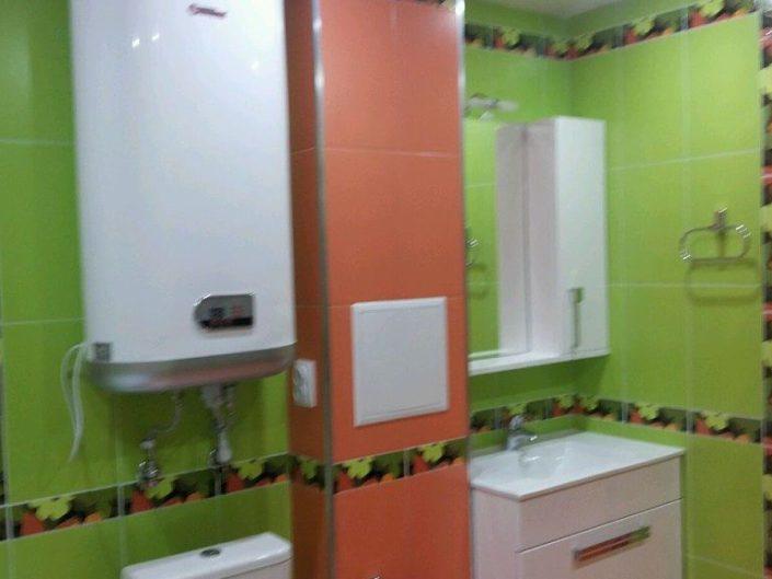 Ремонт ванной комнаты под ключ в Балаково - dana-stroy