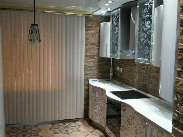 Ремонт кухни под ключ в Балаково - dana-stroy